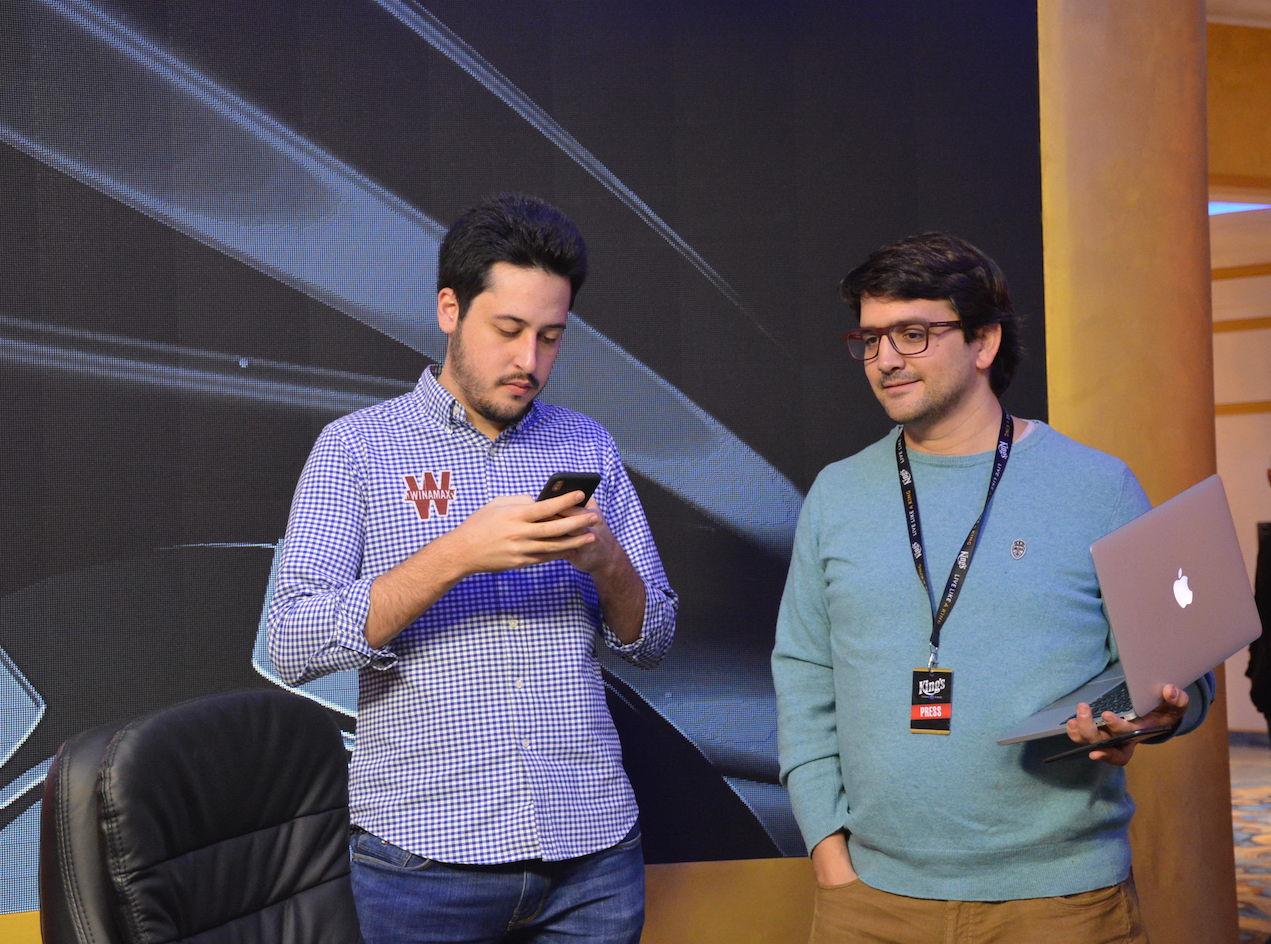 Mateos et Alex