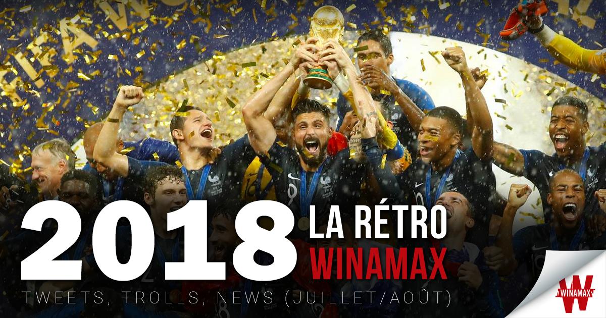 Rétro 2018 Juillet Aout