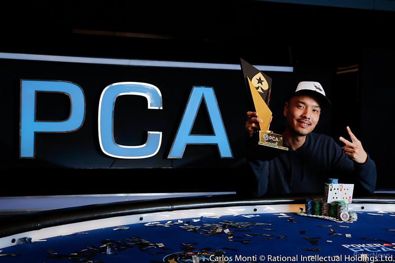 Chino Rheem Win