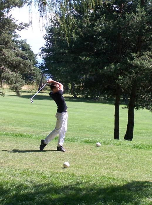 Guillaume Diaz - Golf