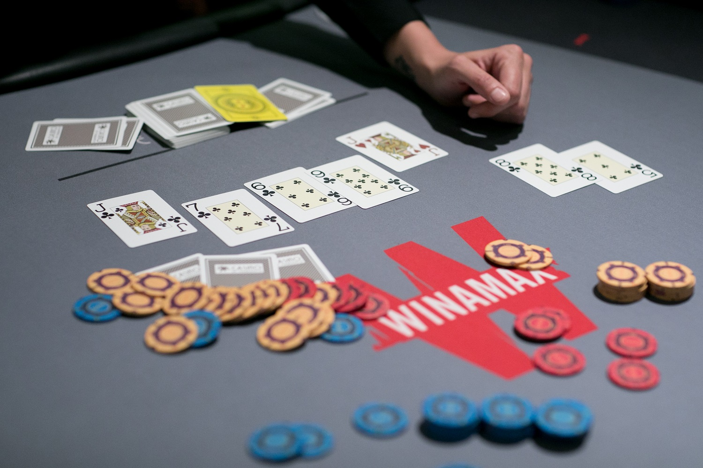 SISMIX Poker