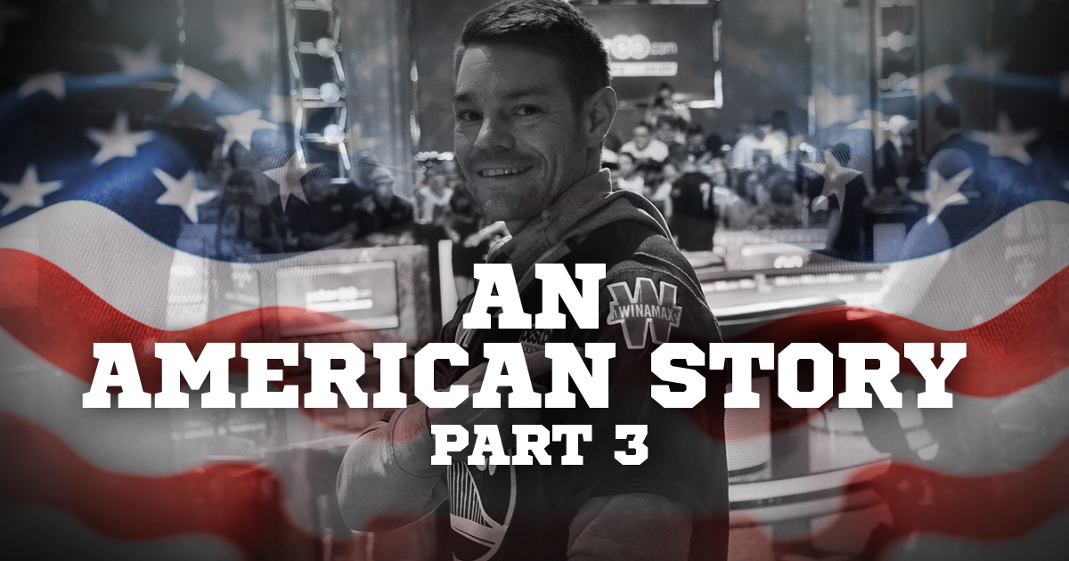 An American Story - Part 3