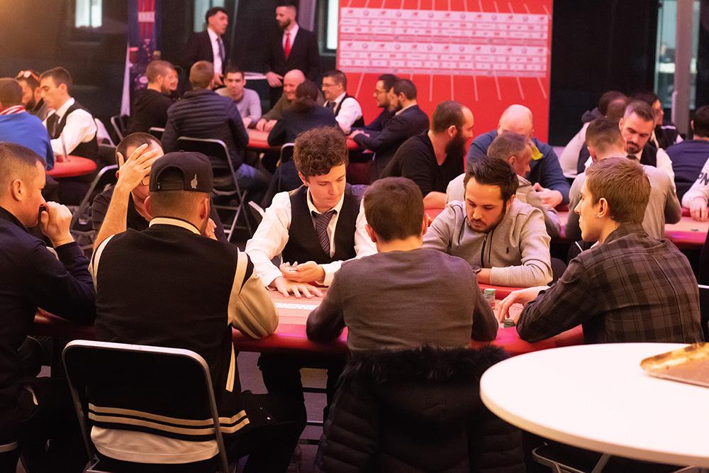 Losc Poker Live