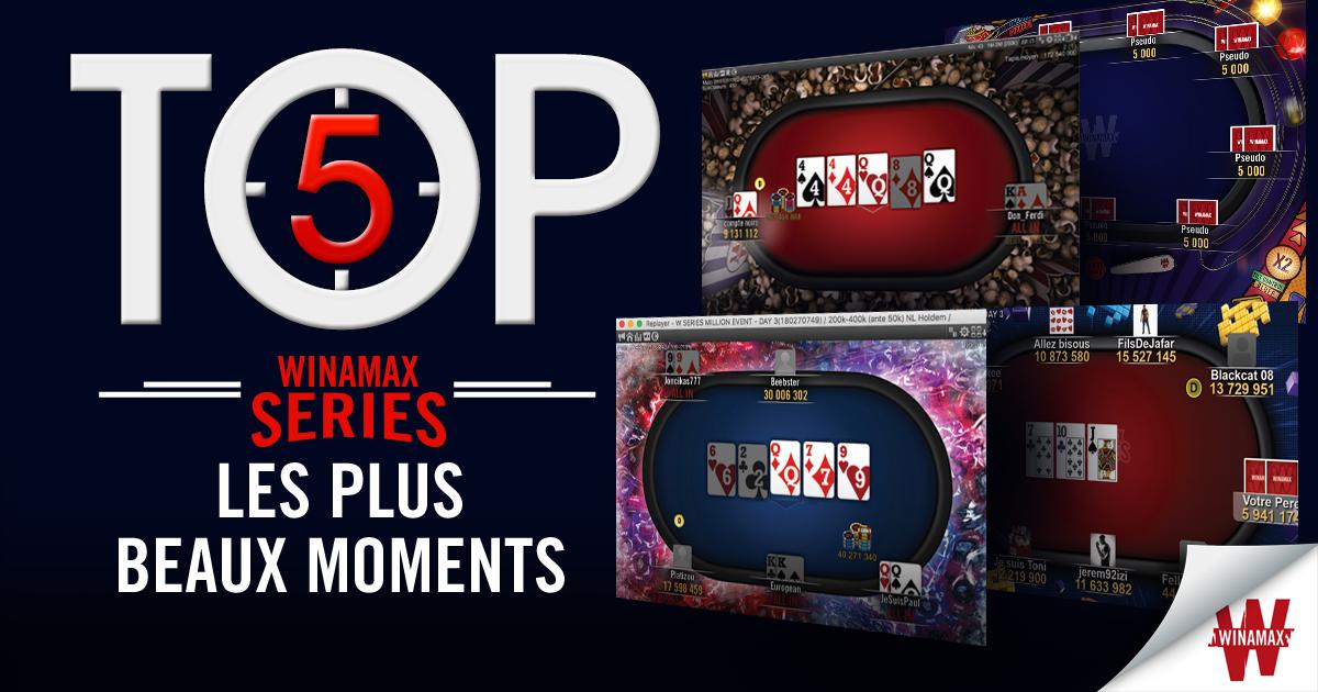 Top 5 Winamax Series