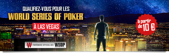 Qualifs WSOP