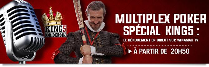 Multiplex Poker KING5