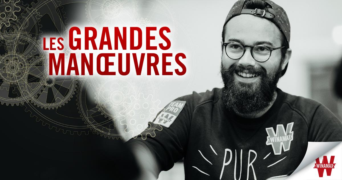 Les grandes manoeuvres - Adrien Delmas