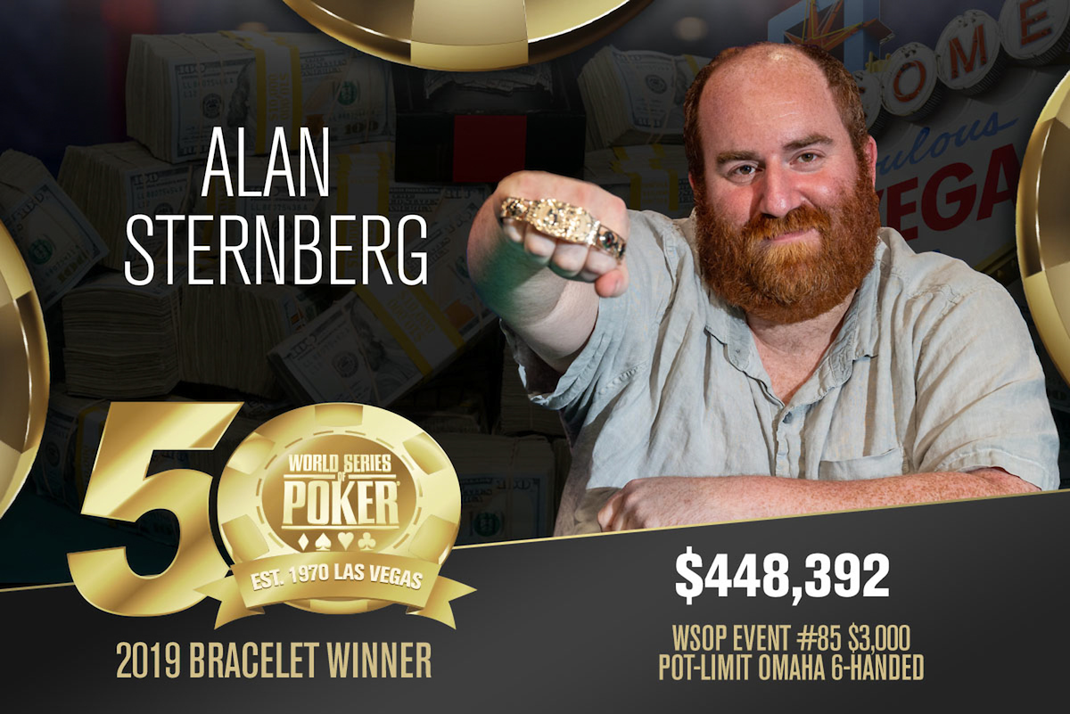 Alan Sternberg Event 85