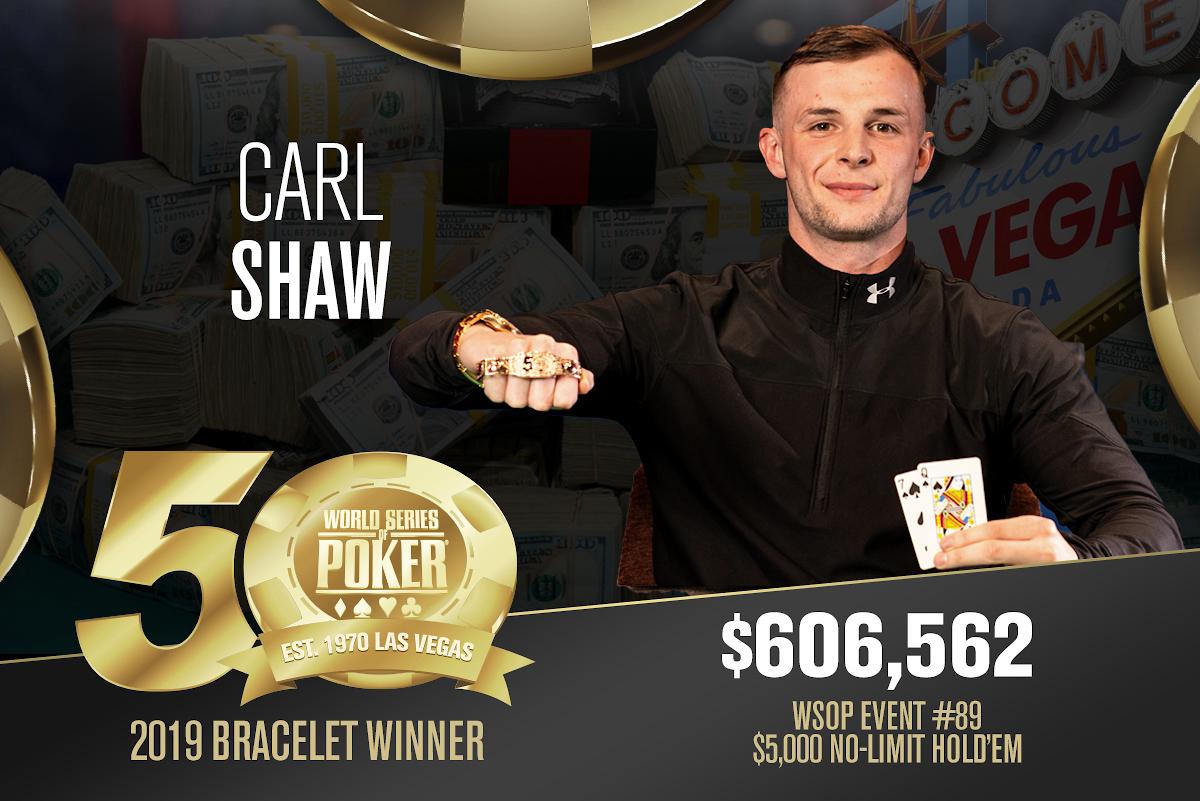 Carl Shaw Event 89