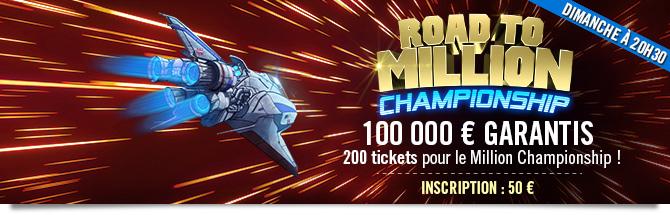 Road to Million Championship