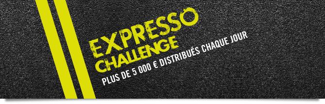 Challenge Expresso