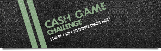 Challenge Cash Game
