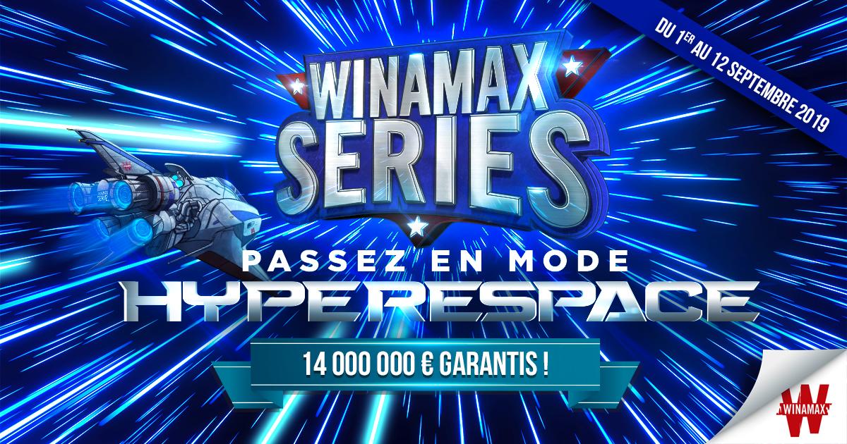 Wina Series, Jours 7 & 8 : un week-end à 1,7 million d'euros