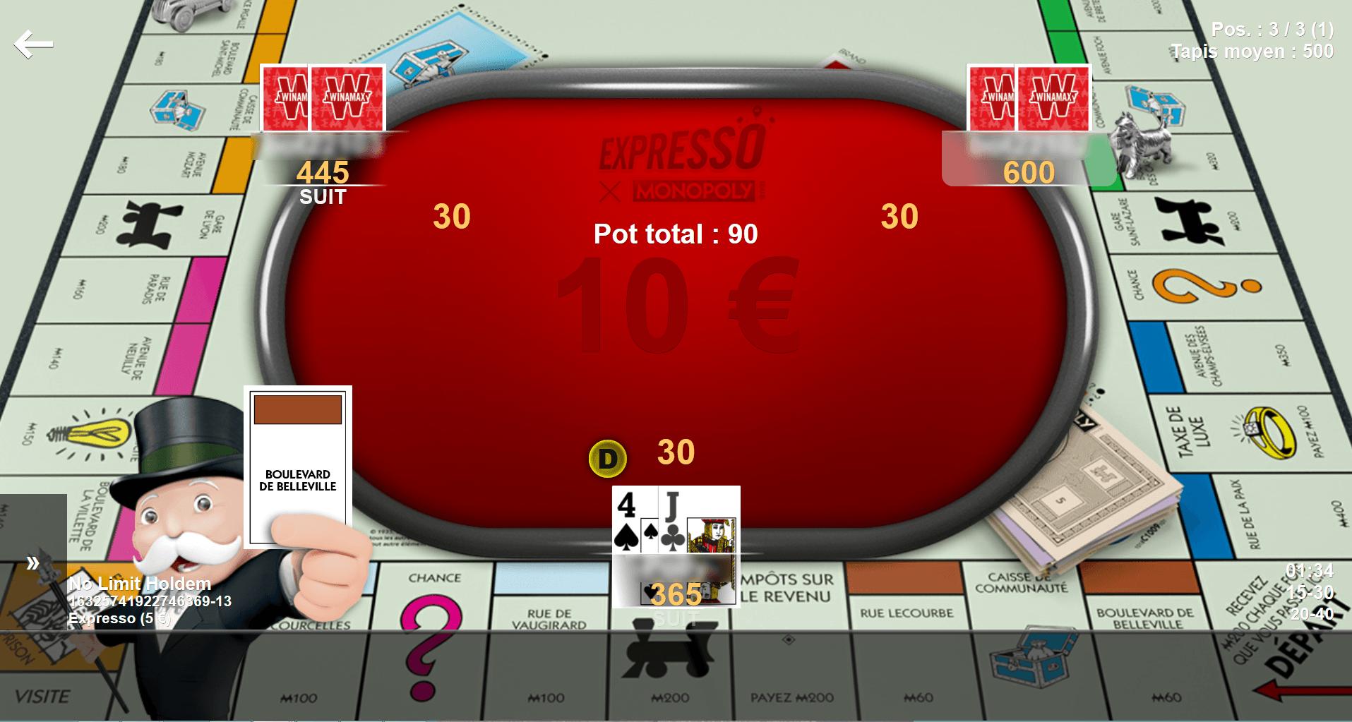 Monopoly Plateau