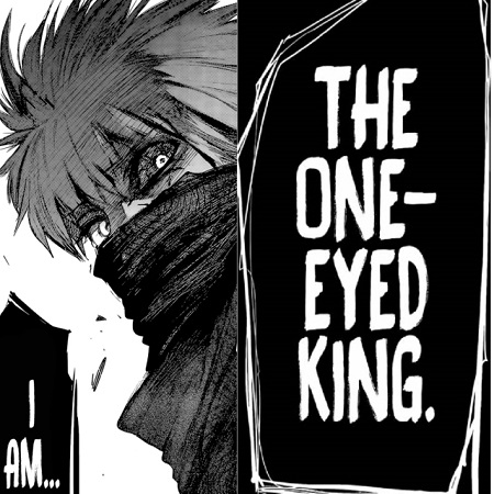 One Eyed King
