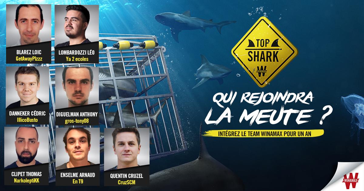 Top Shark Academy - Semaine 1