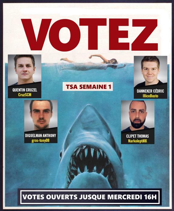 Vote Semaine 1