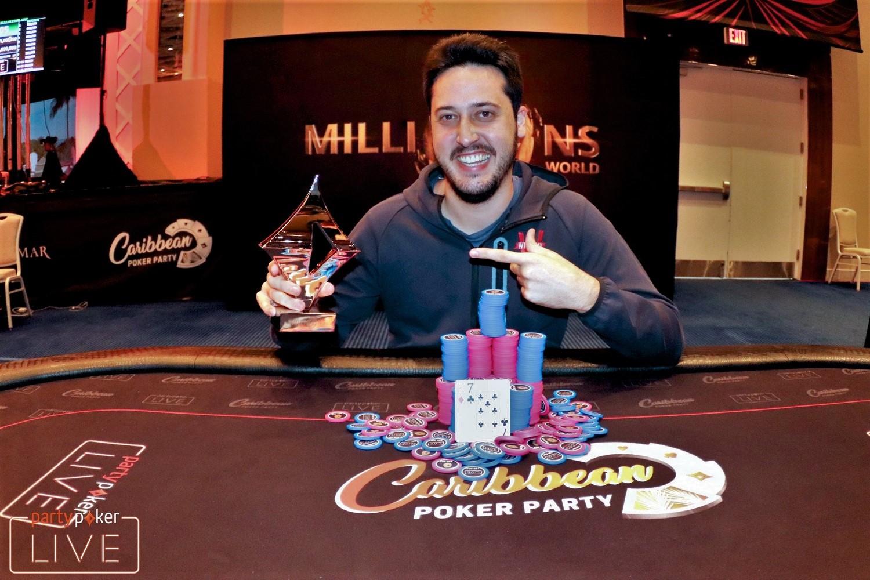 Adrián Mateos Win 25k