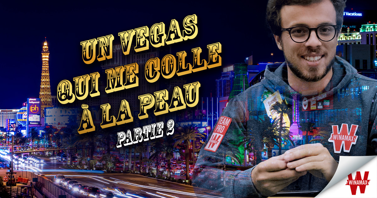 Romain Lewis - Main Event WSOP Part 2