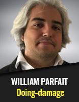 William Doing-damage