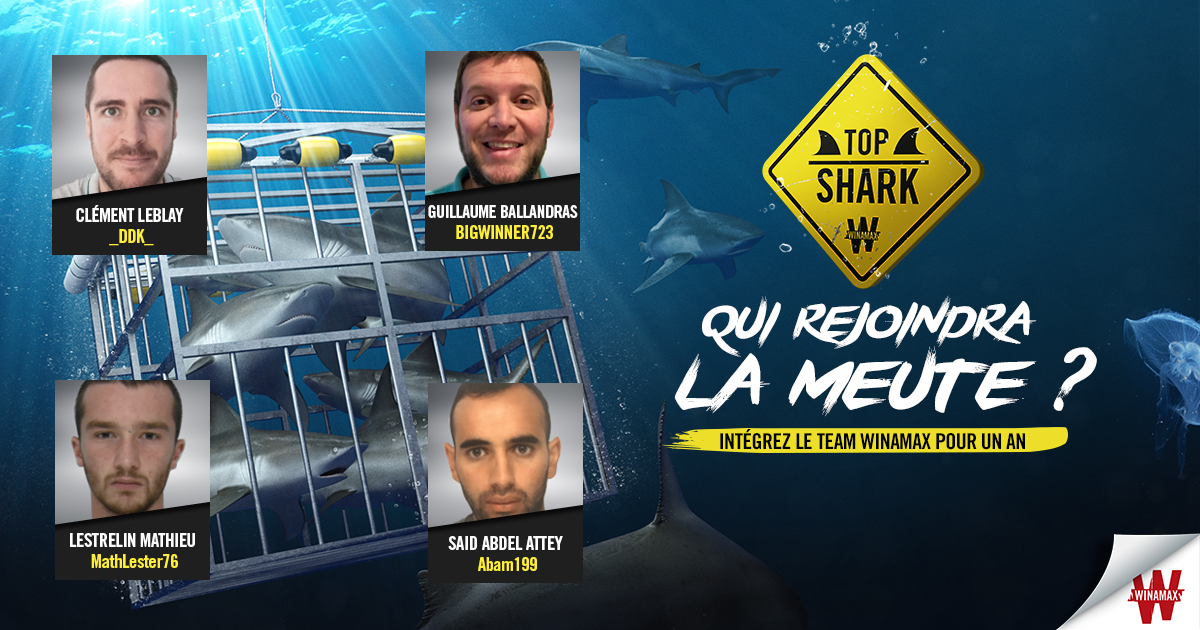 Top Shark Academy - Semaine 3