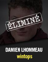 Wintops - Eliminé