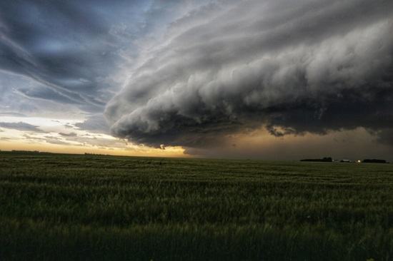 Storm Incoming