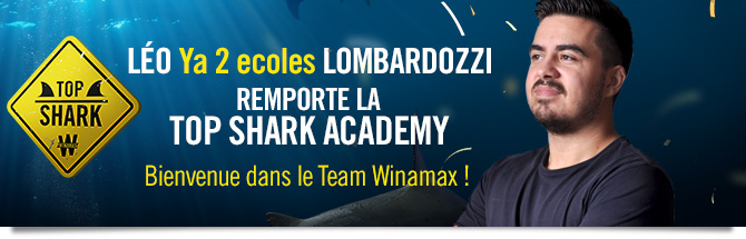 Leo Ya 2 ecoles remporte la Top Shark Academy
