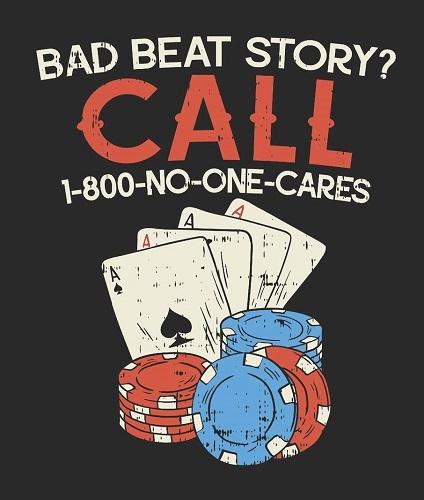 Bad Beat Story