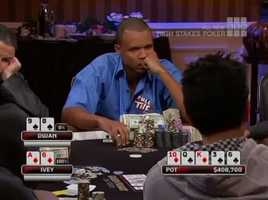 High Stakes Poker