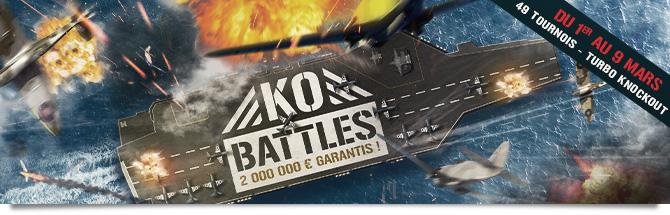 Winamax KO Battles