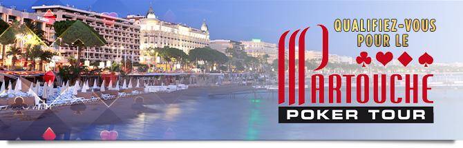 Satellite Partouche Poker Tour