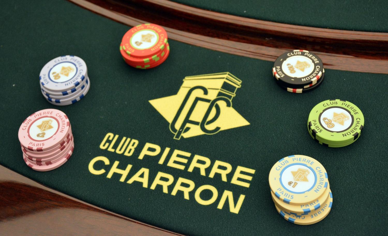Jetons Pierre Charron