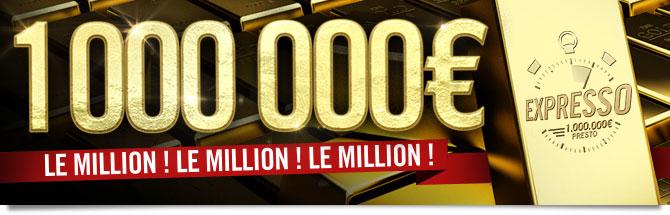 Expresso Million Bandeau