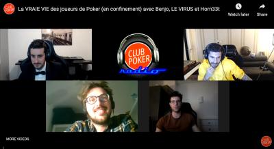 Médias Poker