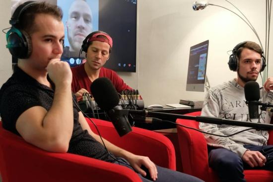 Saderne Deyra CP Radio