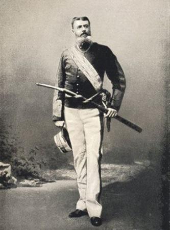 Marie-Charles David de Mayrena
