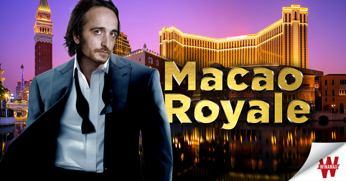 Davidi Kitai Blog Team Winamax Macao Royale