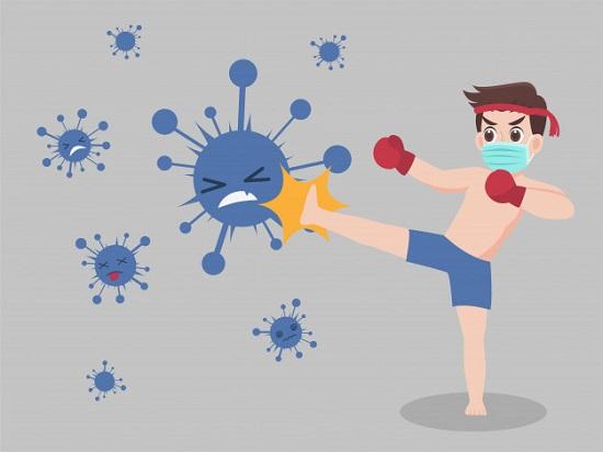 Kick the Virus