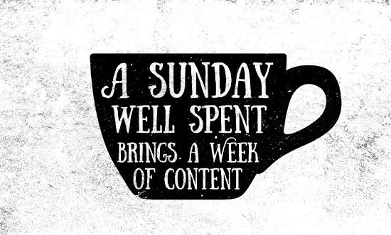 Sunday Well Spent