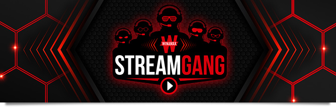 Winamax Stream Gang