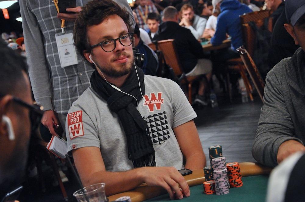Romain Lewis Break
