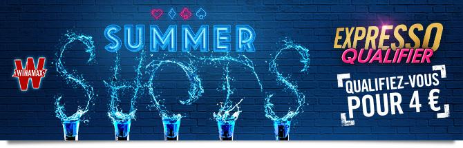 Expresso Qualifier Summer Shots