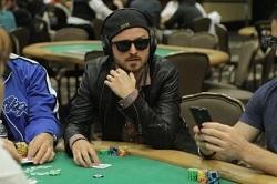 Aaron Paul WSOP