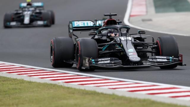 Grand Prix de Grande-Bretagne: nouvelle pole pour Lewis Hamilton