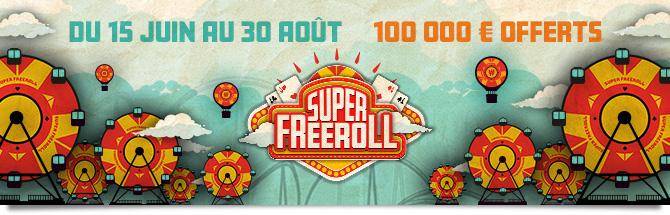 SuperFreeroll