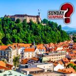 Sunday Surprise Slovénie Vignette