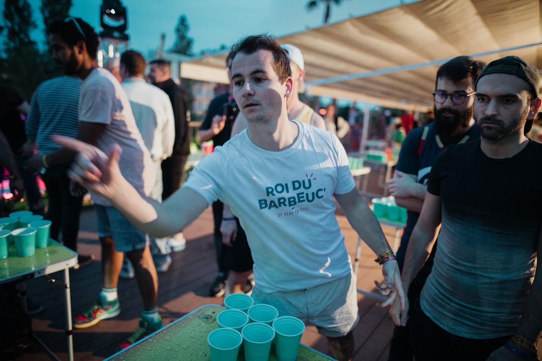 Ivan Deyra Beer Pong