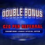 Double Bonus news