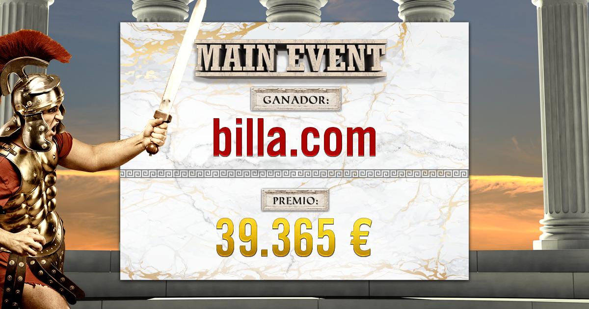 billa.com la enchufa de tacón